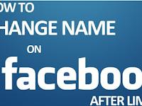 {100% WORK} Cara Mengganti Nama Facebook Sebelum 60 Hari