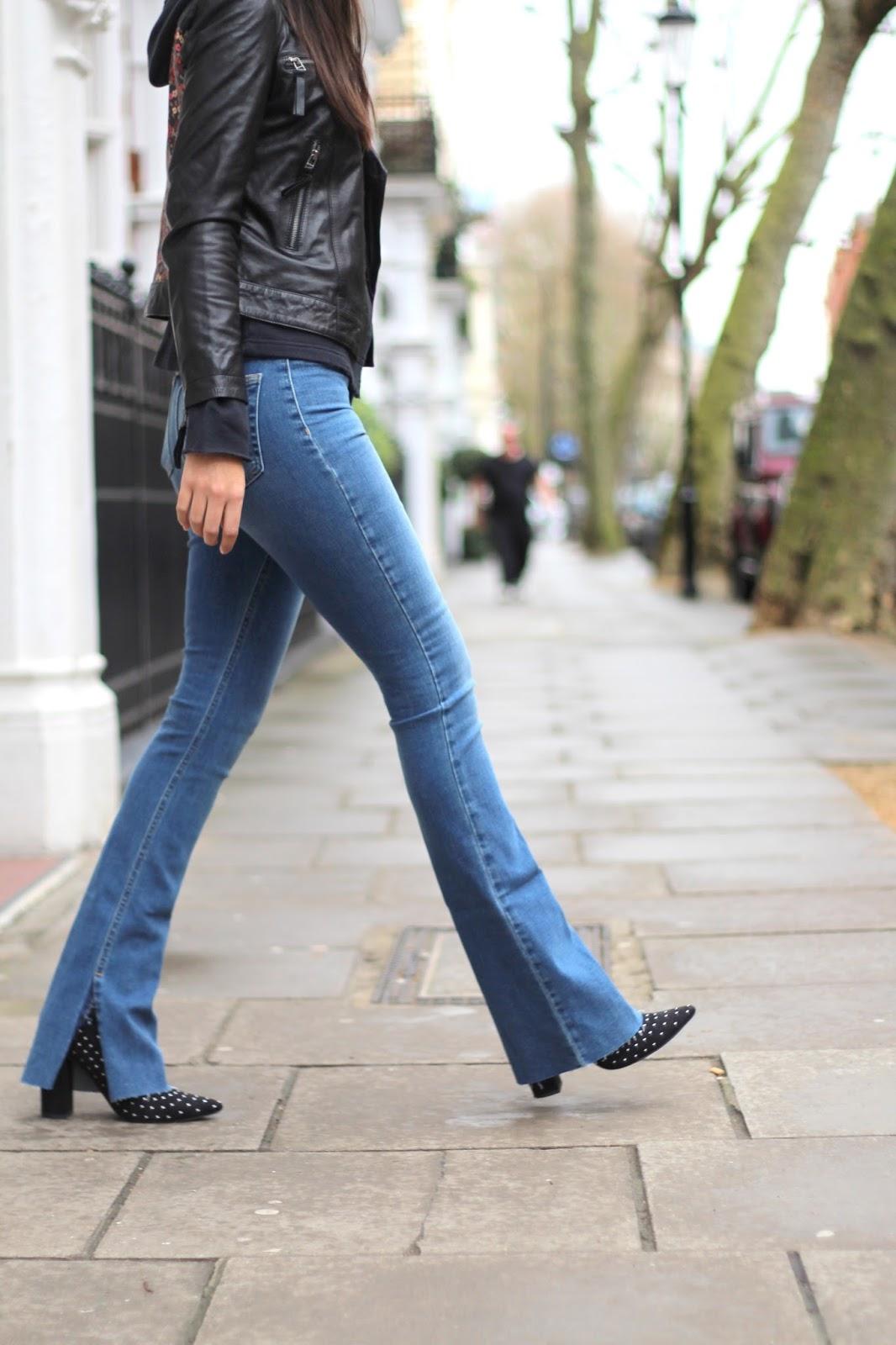 joe's jeans flares peexo