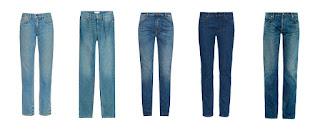 Прямые джинсы для капсульного гардероба