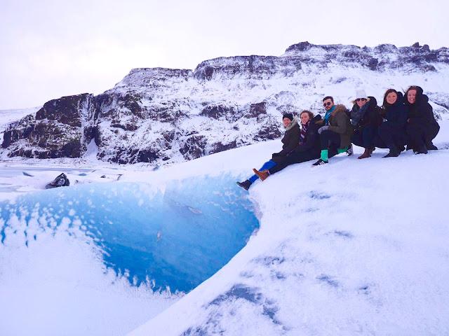 Mýrdalsjökull Glacier Reykjavik, Iceland - Bearded Couture