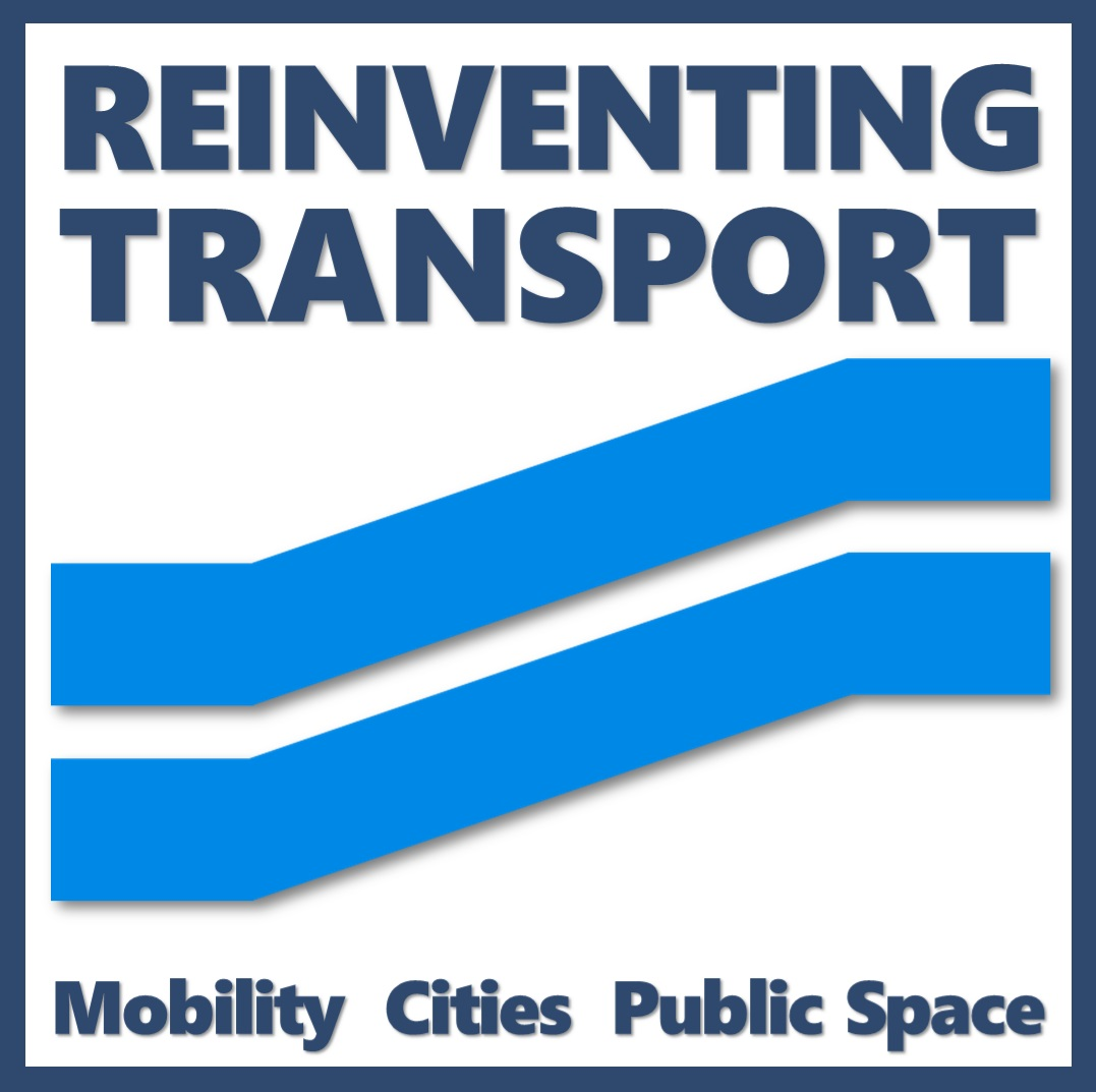 Coming soon: Reinventing Transport PODCAST