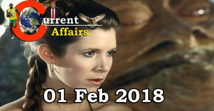 Kerala PSC - Daily Current Affairs 01/02/2018