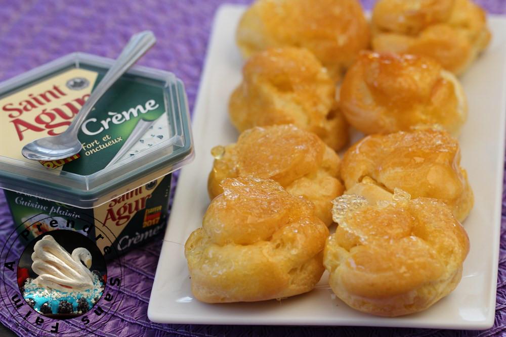 Choux à la crème de Saint-Agur
