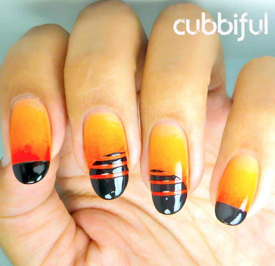 Endless Summer Nails Challenge