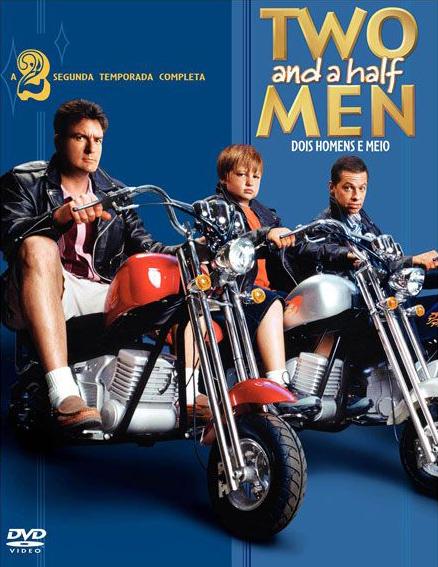 Dois Homens e Meio 2ª Temporada Torrent - Blu-ray Rip 720p Dublado (2004)