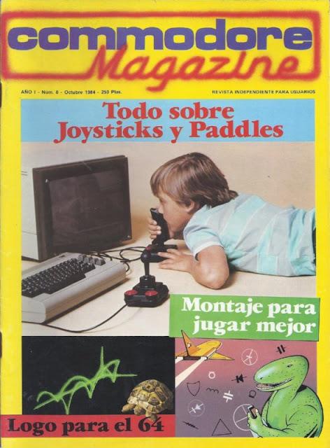 Commodore Magazine #08 (08)