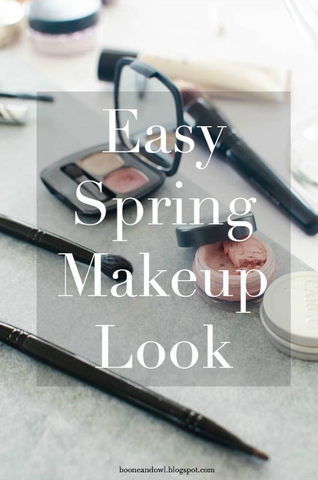 Easy Spring Makeup + Lip Tint Favorites