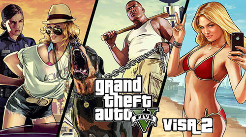 Download GTA 5 Android Apk + Data OBB File