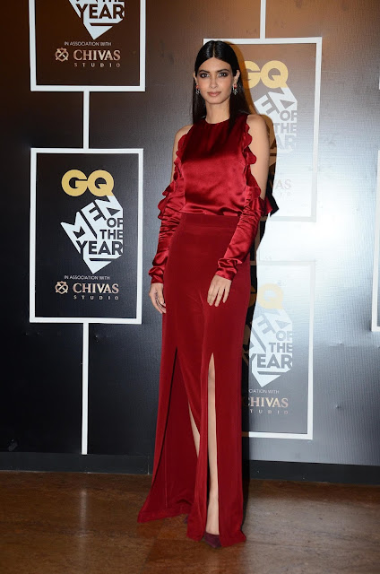 Diana Penty at GQ Men of the Year Awards 2016 to celebrate GQ's 8th Anniversary