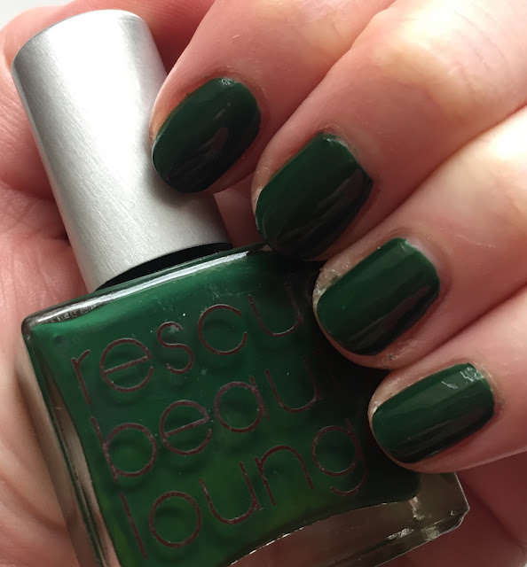 Rescue Beauty Lounge, Rescue Beauty Lounge Recycle, Hobby Polish Bloggers, nail polish, nail lacquer, nail varnish, nails, manicure, beauty blogger linkup challenge