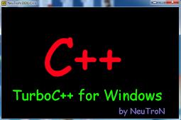 Download Software Turbo C++ untuk Windows
