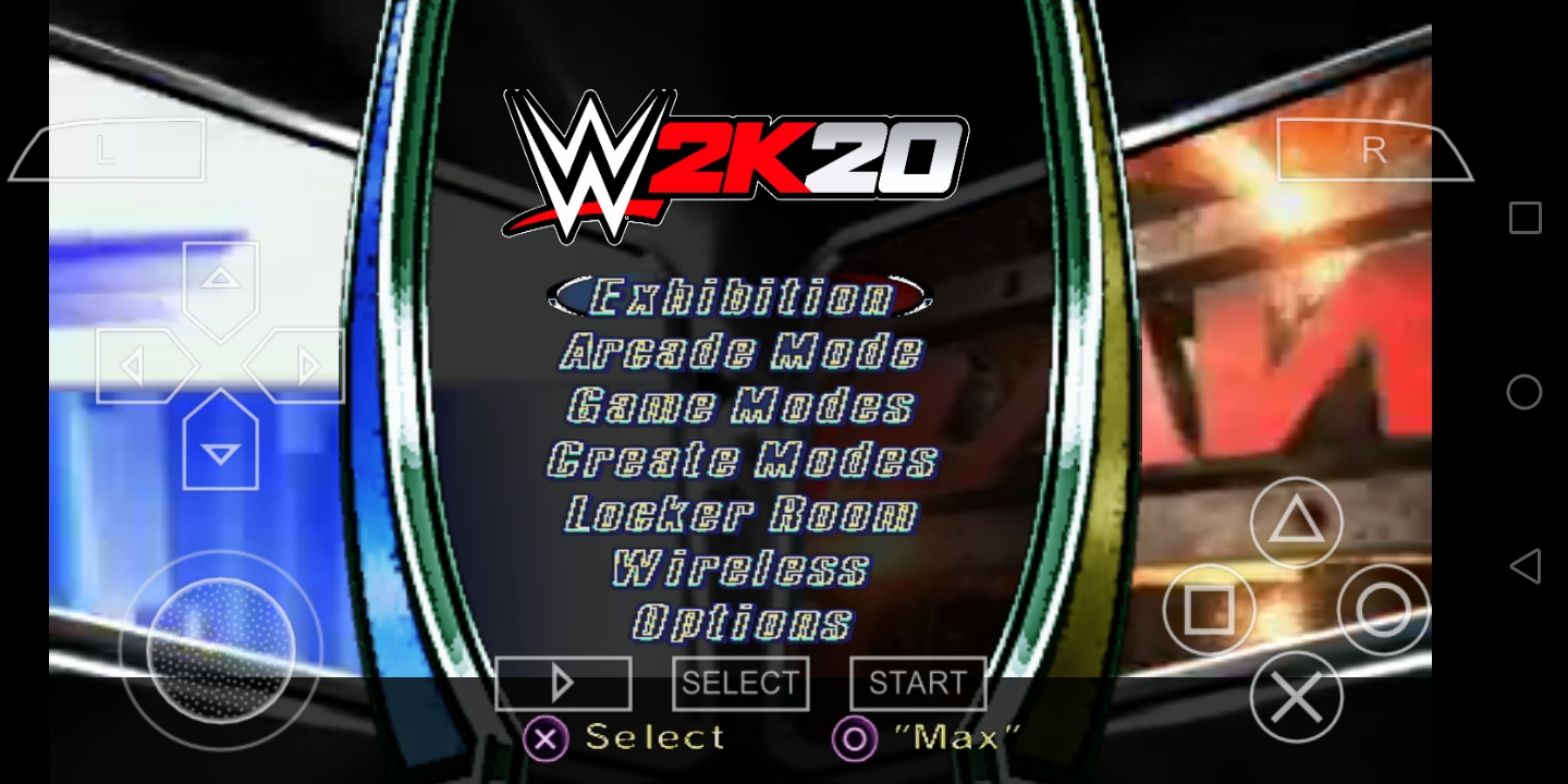 Try These Wwe 2k20 Psp Iso Download {Mahindra Racing}