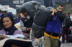 Ένταση επικράτησε στο Ξενοδοχείο στη Τ.Κ. Αετού, όταν οι μετανάστες που διαμένουν εκεί προπηλάκισαν την Κοινωνική λειτουργό, με το πρόσχημα...