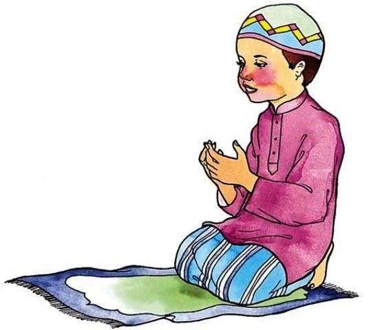 Kumpulan Gambar Kartun Orang Berdoa Terbaru Cikimm Com
