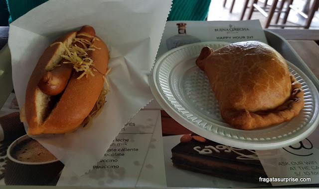Comer em Machu Picchu - Mapi Snack Bar