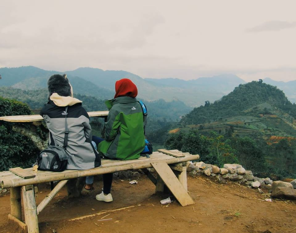 LA Camp Banjarwangi, Tempat Kemping di Garut yang Lagi Hits