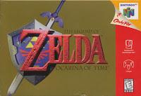 The Legend of Zelda: Ocarina of Time N64