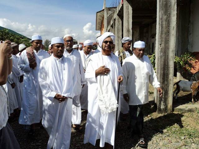 """Menyikapi Kunjungan """"Yahudi"""" ke Aceh.."""