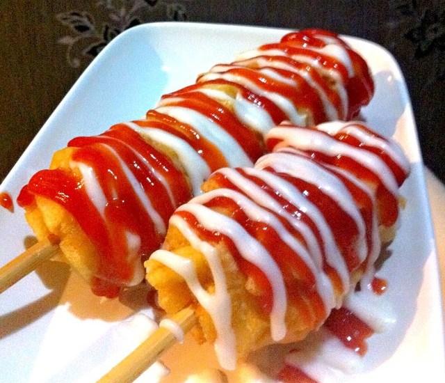 Tastious Resep Dan Cara Membuat Hotang Sederhana Dokkebi Hot Dog Kentang Kensos