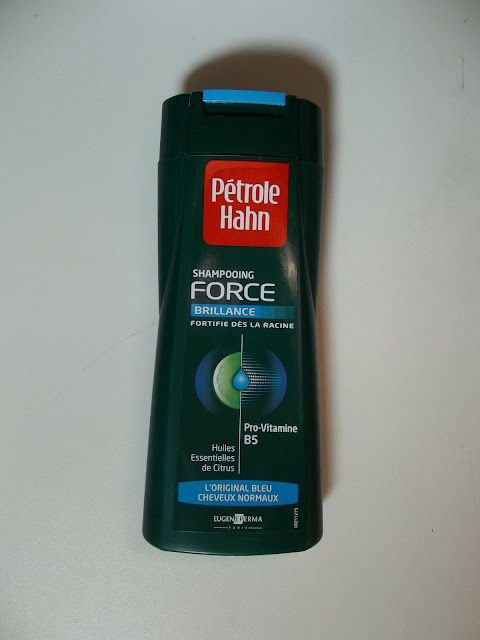 Shampooing Force Brillance - Pétrole Hahn