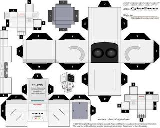 Cubeecraft de Asimo