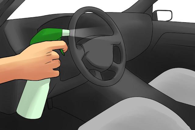 Comment se débarrasser des odeurs de tabac dans une voiture