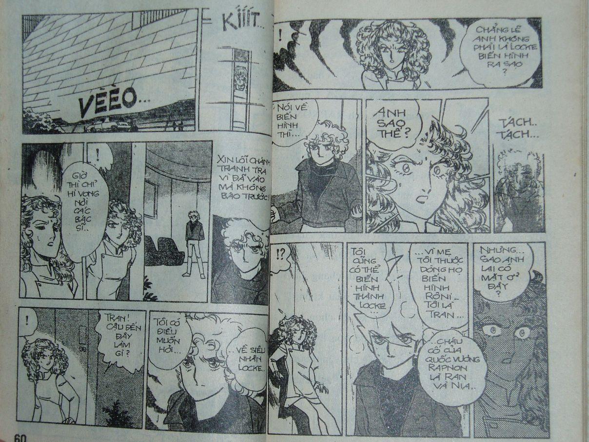 Siêu nhân Locke vol 12 trang 29