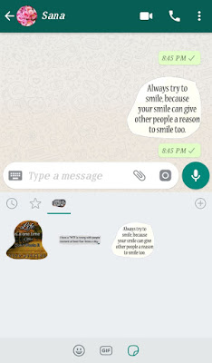 How to create your own  watsapp Stickers-16
