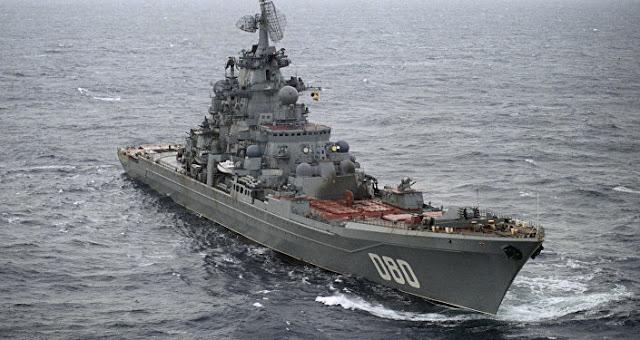 Um caça russo caiu no mar Mediterrâneo depois de decolar do porta-aviões Almirante Kuznetsov na costa da Síria, o Ministério da Defesa russo disse na segunda-feira