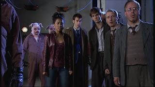 Doctor Who Daleks in Manhatten