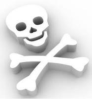 A pirataria é uma faca de dois gumes