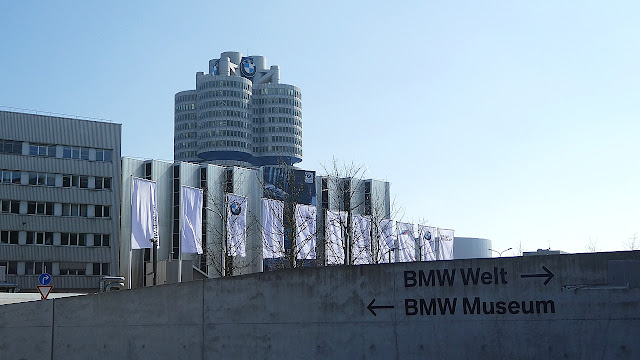 BMW Towers München