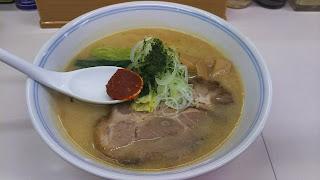 仙台の味よしの辛みそラーメン