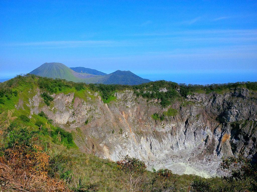 Delightful Departures: Mount Mahawu Volcano - Adventure ... - photo#32