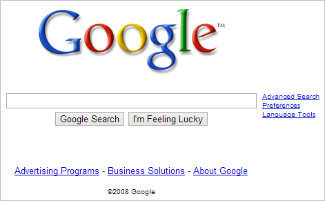 Google-website-in-2008