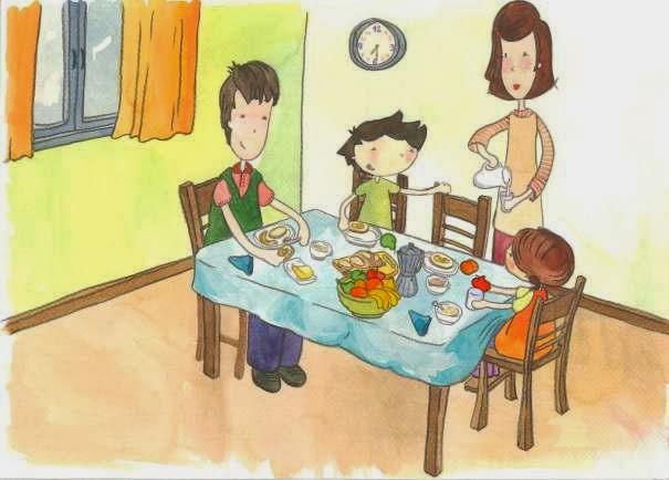 El Blog De Diego: Los Riesgos De Saltarse El Desayuno
