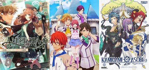 anime reverse harem terbaik sepanjang masa romance comedy action