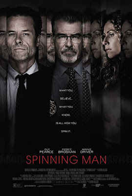Spinning Man 2018 English 720p WEB-DL ESubs 800MB