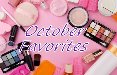 October cosmetics Favorites