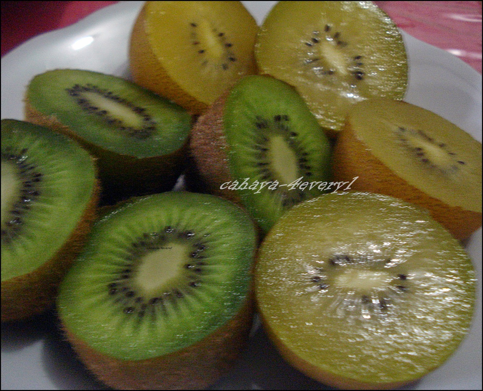 sweet kiwi fruit