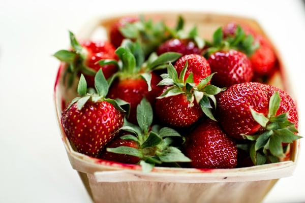 Vegan and Gluten-free Strawberry Recipe Roundup - Kim's Welcoming Kitchen