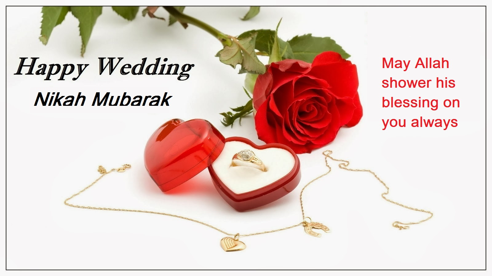 congratulations on nikah