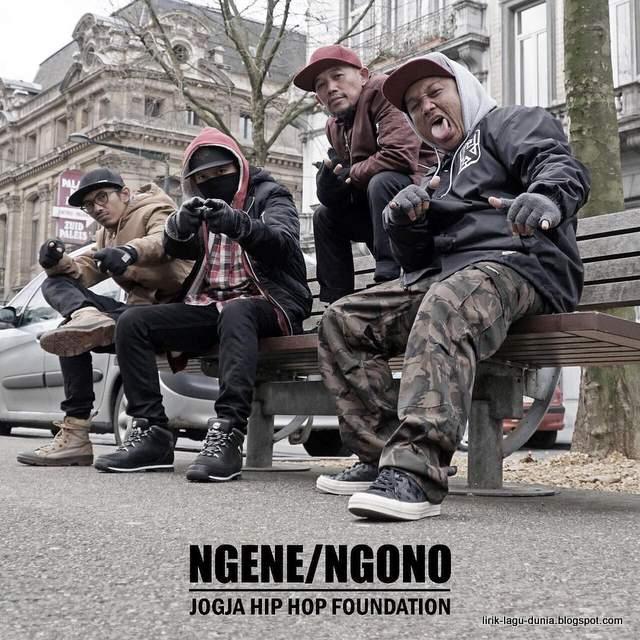 Lirik Lagu Ngene Ngono - Jogja Hip Hop Foundation