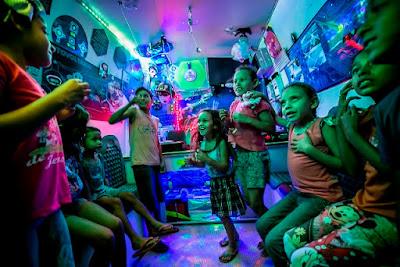 Cinesolar exibe curtas e longas metragens de cinema em Miracatu.