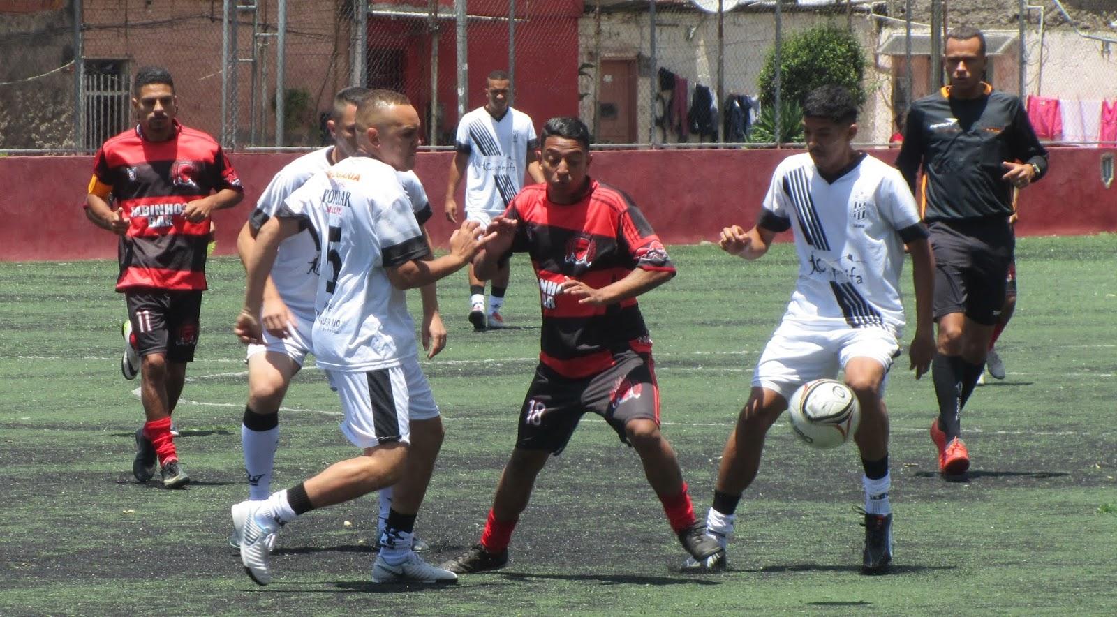ad72dc9e22 Futebol da Quebrada  Ponte Preta goleia o Arsenal e se classifica