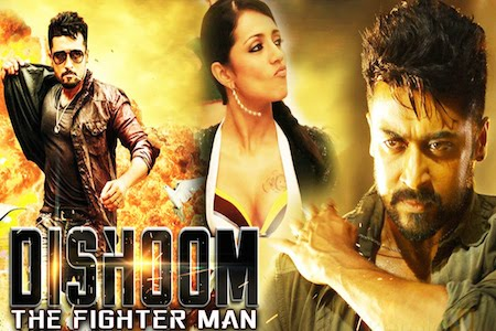 Download Dishoom The Fighter Man 2016 Hindi Dubbed 480p HDRip 400mb