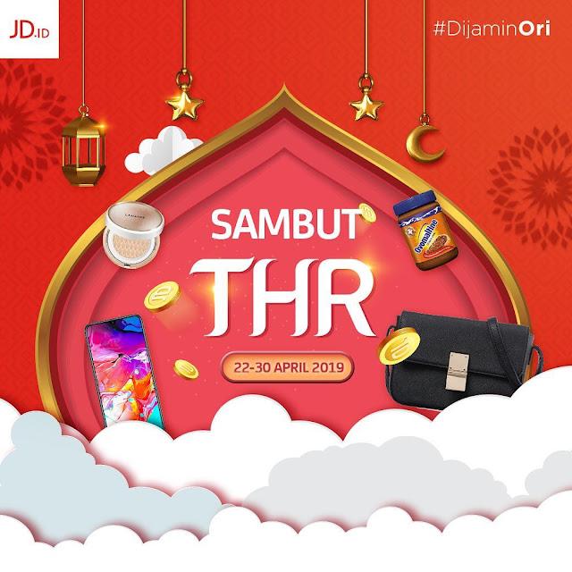 #JDID - #Promo Sambut THR di Ramadhan 2019 (s.d 30 April 2019)