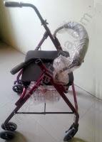4 Wheeled Walker