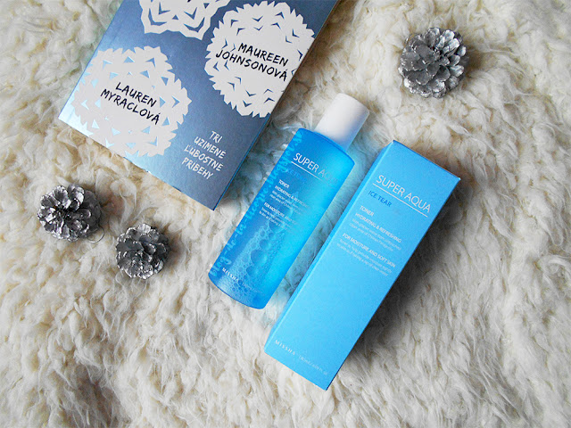 Missha Super Aqua Ice Tear Hydrating Toner recenzia
