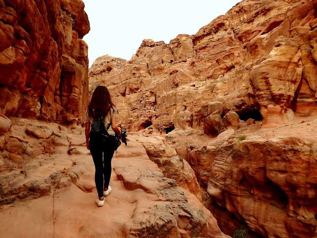 jordania mochileando por la vida